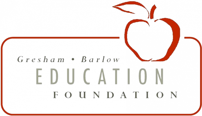 Gresham-Barlow Education Foundation Logo