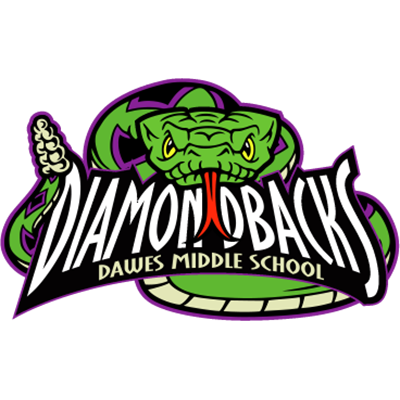 Dawes Middle School Logo