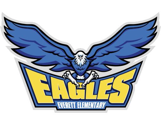 Everett Elementary Logo