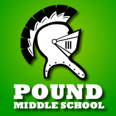 Pound Middle School Logo