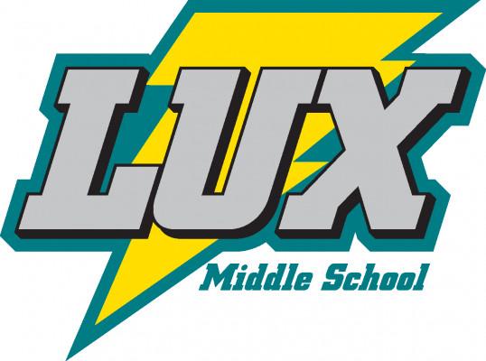 Lux Middle School Logo