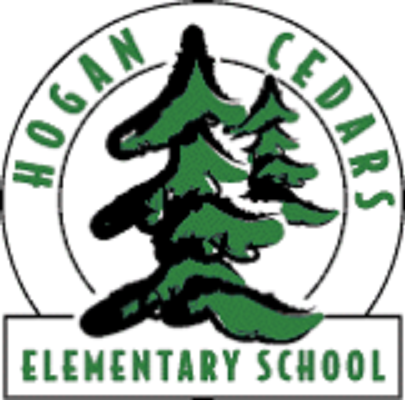 Hogan Cedars Elementary Logo