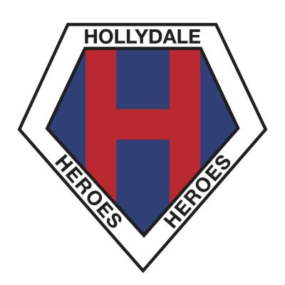 Hollydale Elementary Logo