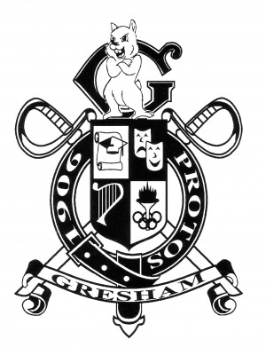 Gresham High School Logo