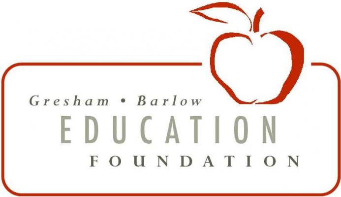 Gresham-Barlow Education Foundation Logo