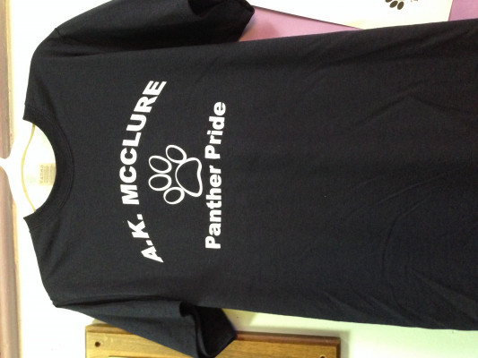 Alexander K. McClure School Logo
