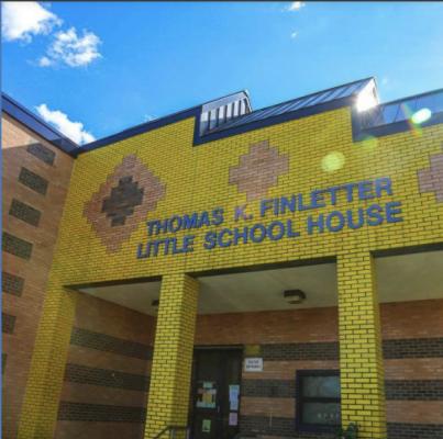 Thomas K. Finletter School Logo