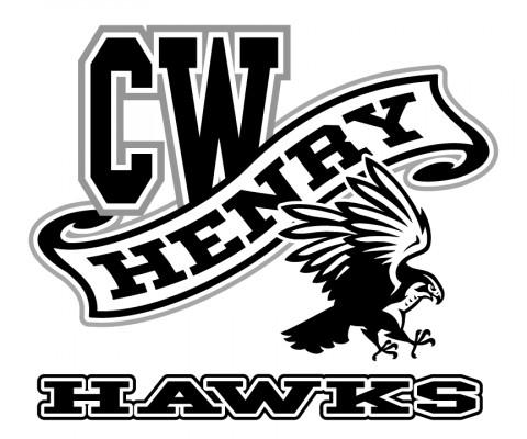 Charles W. Henry School Logo